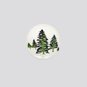 EMERALD TIES Mini Button