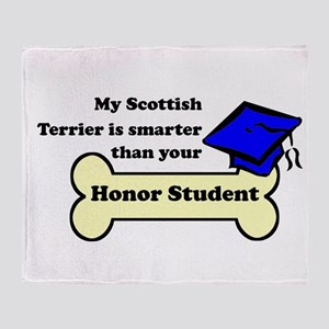 My Scottish Terrier Is Smarter Than Your Honor Stu