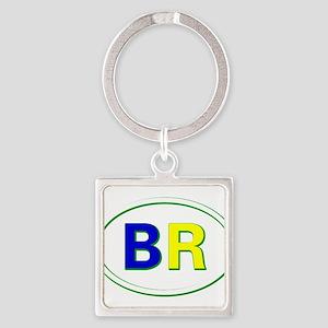 Brazil Keychains