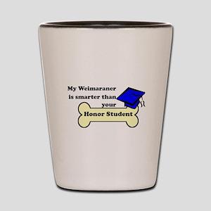 My Weimaraner Is Smarter Than Your Honor Student S