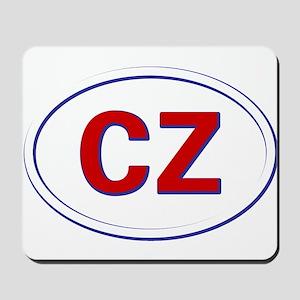 Czech Republic Mousepad