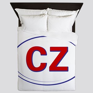 Czech Republic Queen Duvet