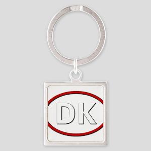 Denmark Keychains