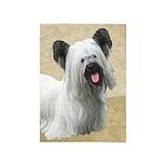 Skye Terrier 5'x7'Area Rug