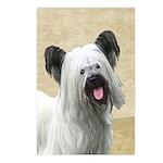 Skye Terrier Postcards (Package of 8)