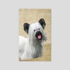 Skye Terrier Area Rug