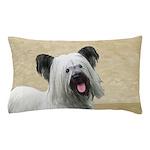 Skye Terrier Pillow Case