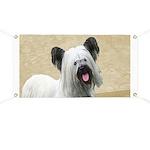 Skye Terrier Banner