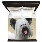 Skye Terrier King Duvet