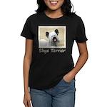 Skye Terrier Women's Dark T-Shirt