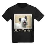 Skye Terrier Kids Dark T-Shirt