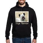 Skye Terrier Hoodie (dark)