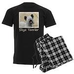 Skye Terrier Men's Dark Pajamas