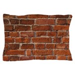 Brick Wall Pillow Case