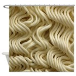 Ramen Noodle Shower Curtain