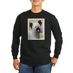 Skye Terrier Long Sleeve Dark T-Shirt