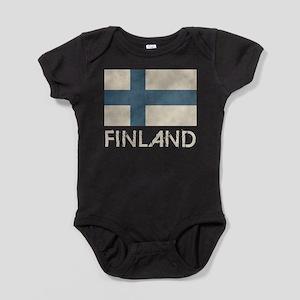 Vintage Finland Baby Bodysuit