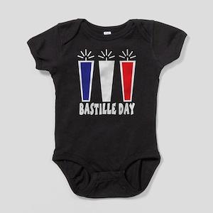 Bastille Day Baby Bodysuit