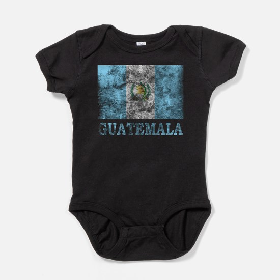 Vintage Guatemala Baby Bodysuit