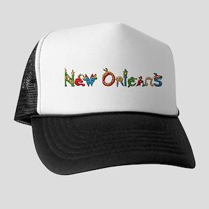 New Orleans Trucker Hat