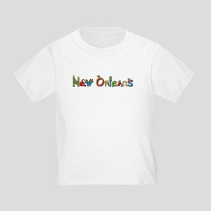 New Orleans Toddler T-Shirt