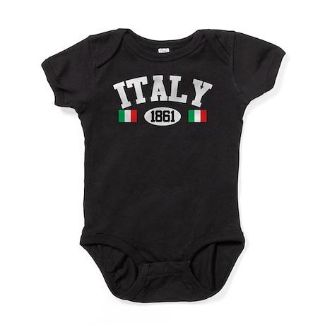 Italy 1861 Baby Bodysuit