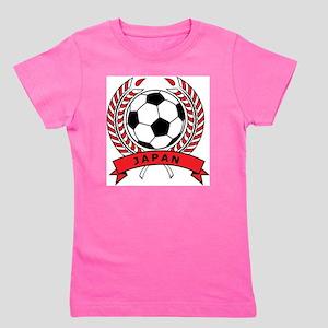 Soccer Japan Girl's Tee