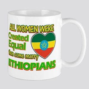 Ethiopian designs Mugs