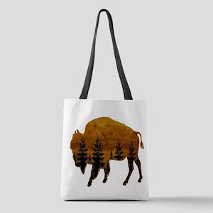 BLAZE FORWARD Polyester Tote Bag