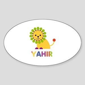 Yahir Loves Lions Sticker