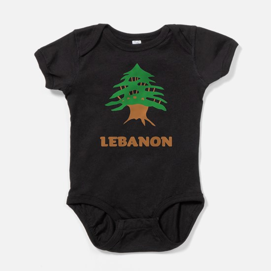 Lebanon Baby Bodysuit