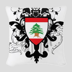 Stylish Lebanon Woven Throw Pillow
