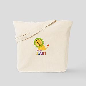 Zain Loves Lions Tote Bag