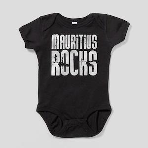 Mauritius Rocks Baby Bodysuit