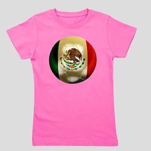 Mexico World Cup Girl's Tee