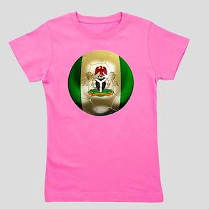 Nigeria Football Girl's Tee