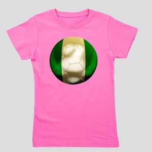 Nigeria World Cup Girl's Tee