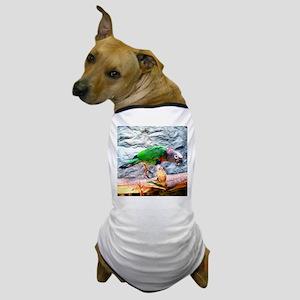hawk-headed parrot Dog T-Shirt