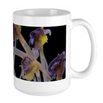Atom Flowers #2 Large Mug