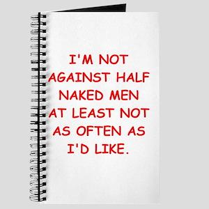 naked men Journal