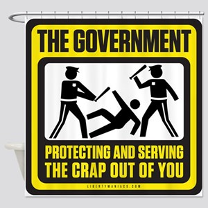The Government Shower Curtain