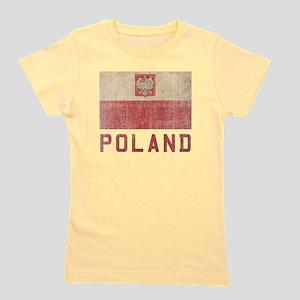 Vintage Poland Girl's Tee