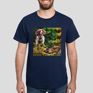 English Springer Spaniel Dark T-Shirt