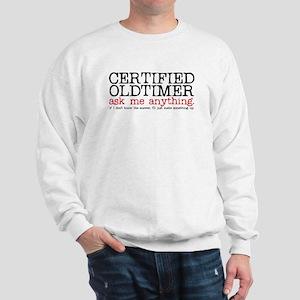 Certified Oldtimer Sweatshirt