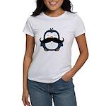 Mustache Penguin Trend Women's T-Shirt