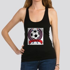 Football Korea Racerback Tank Top