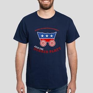 Strk3 Donner Party Dark T-Shirt