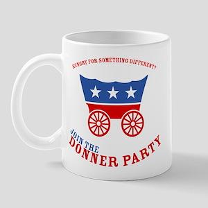 Strk3 Donner Party Mug