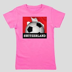 Switzerland Girl's Tee