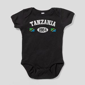 Tanzania 1964 Baby Bodysuit